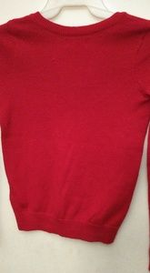 Hollister Sweaters - Hollister red sweater - S